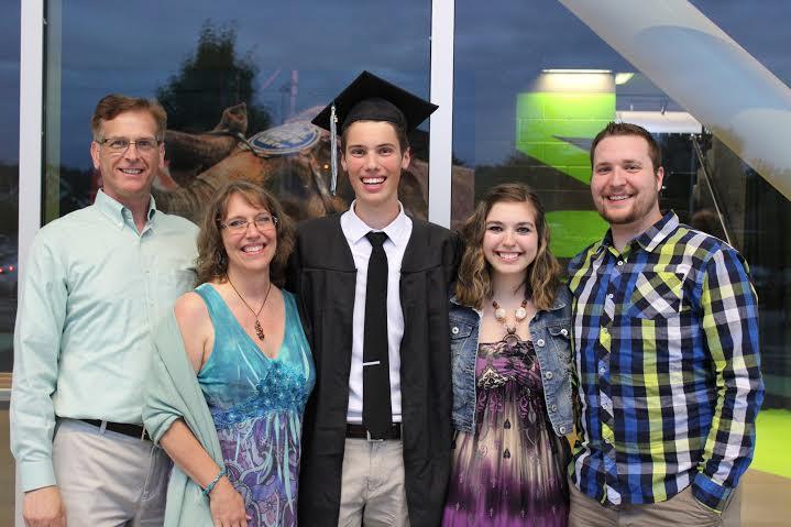 5 dan's graduation