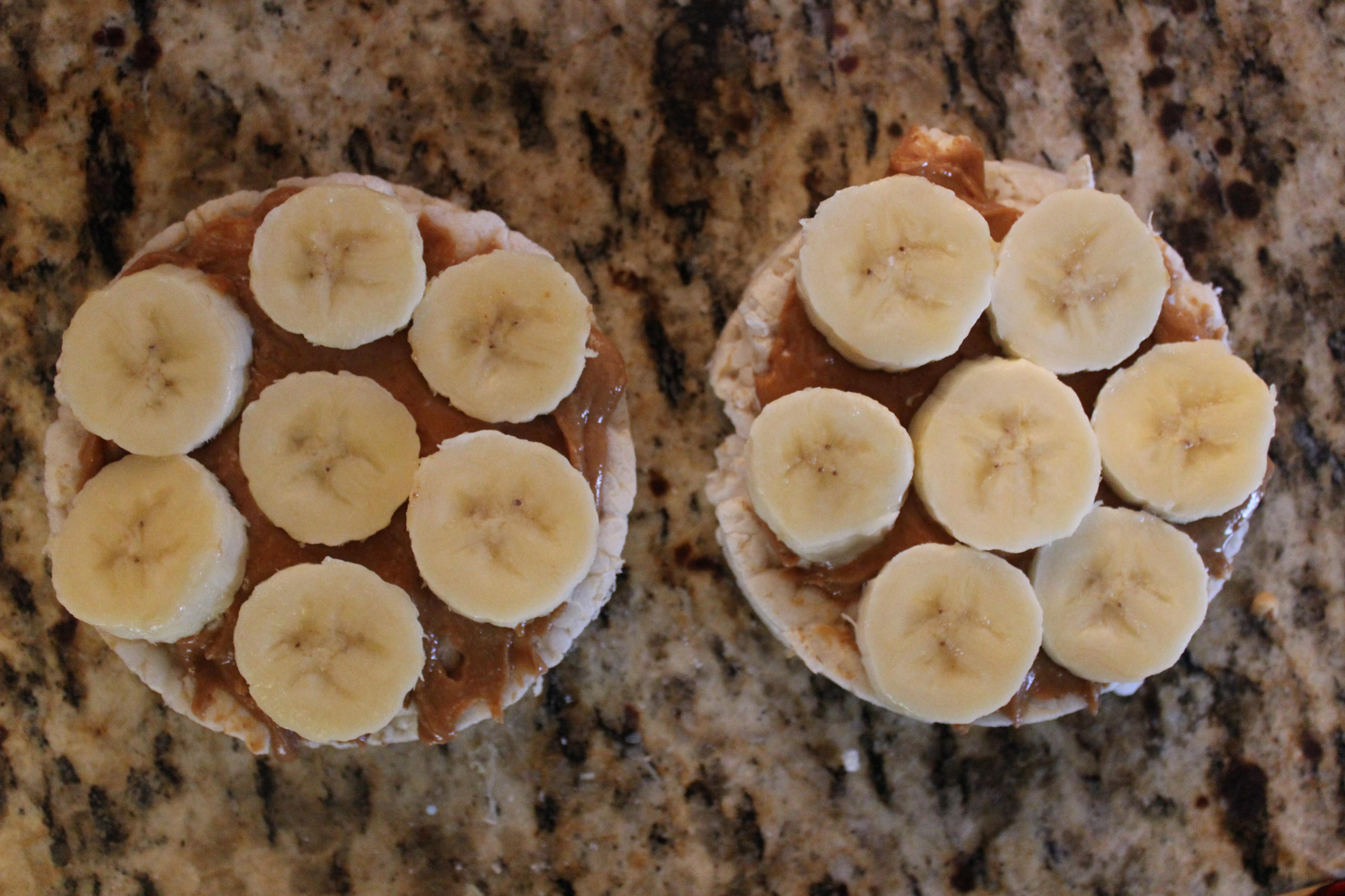 Full Video Daniel Shaver >> rice cake with peanut butter & sliced banana – The Shaver Crew
