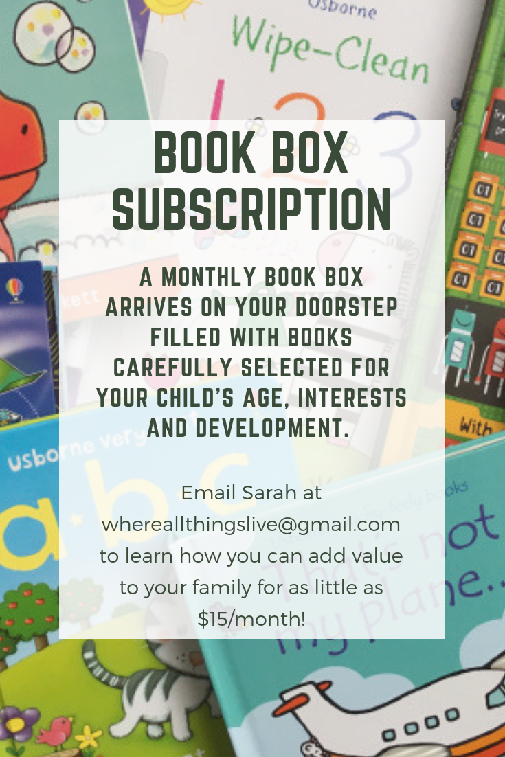 book box subscription